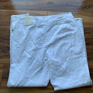 A new day white high rise skinny 12 R